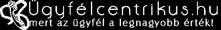 Ügyfélcentrikus - Szervezetfejlesztés - Futó Ilona